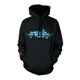 THE OFFSPRING / Bad Times Black Pullover Hood