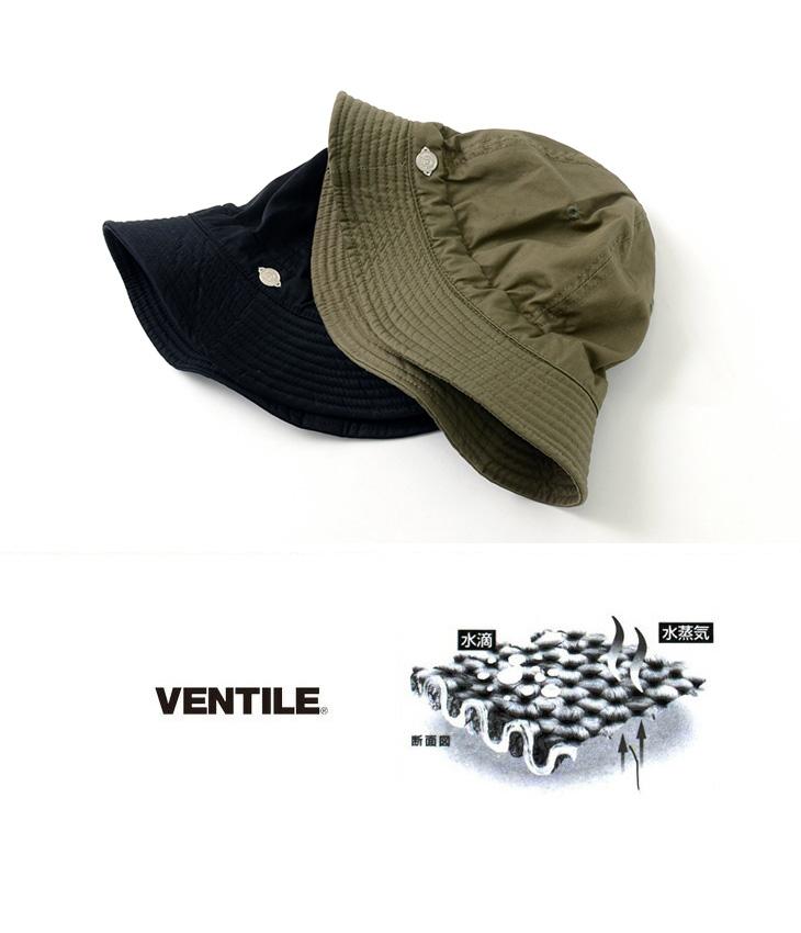 DECHO(デコ) ハンターハット ベンタイルコットン / ワークハット / メンズ レディース / 日本製 / D-14/HUNTER HAT VENTILE