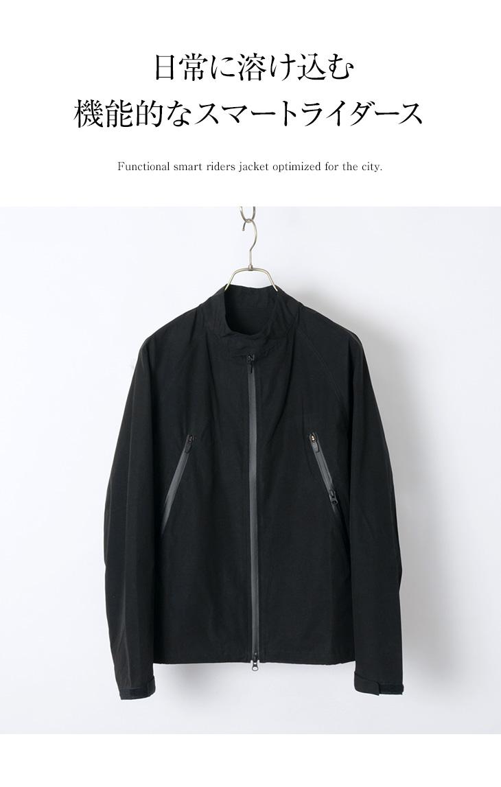 【30%OFF】ROCOCO(ロココ) アーバン ウェザー ライダース ジャケット / ブルゾン / ライトアウター / メンズ / 日本製【セール】