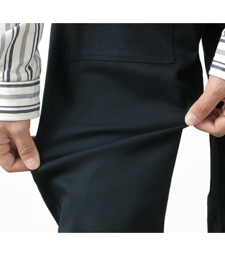 RE MADE IN TOKYO JAPAN(アールイー) コットンドリル イージースラックス / メンズ / 裾上げ不要 / イージーパンツ 夏 / テーパード / 上品 / ストレッチ 伸縮 / 高耐久 / オールシーズン / 日本製 / 8820A-BT / COTTON DRILL EASY SLACKS