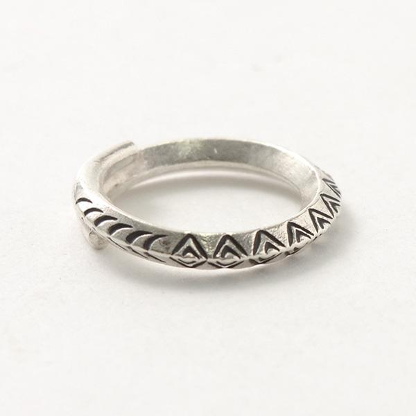 PHADUA(パドゥア) カレンシルバーリング / 指輪 / シルバー / メンズ レディース / ペア可 / 細ダイヤ