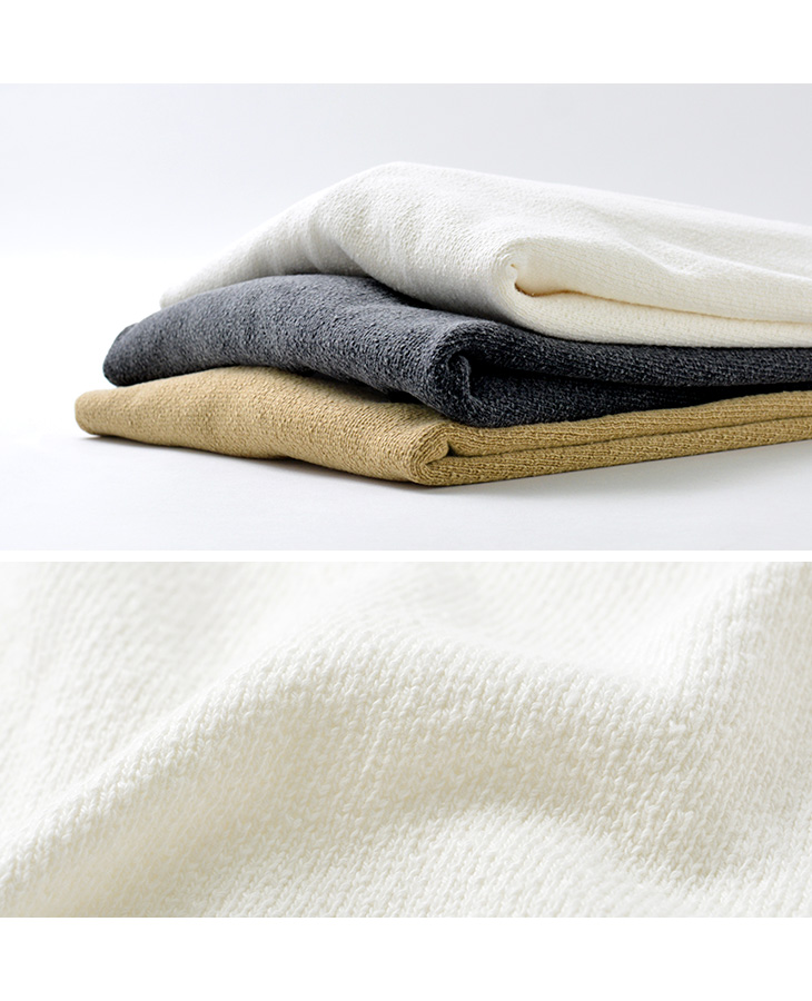 CAL O LINE(キャルオーライン) ヒッピー ショートスリーブ プルオーバー / メンズ / Tシャツ / 半袖 ハーフスリーブ / 日本製 / CL211-034S / HIPPIE S/S PULLOVER