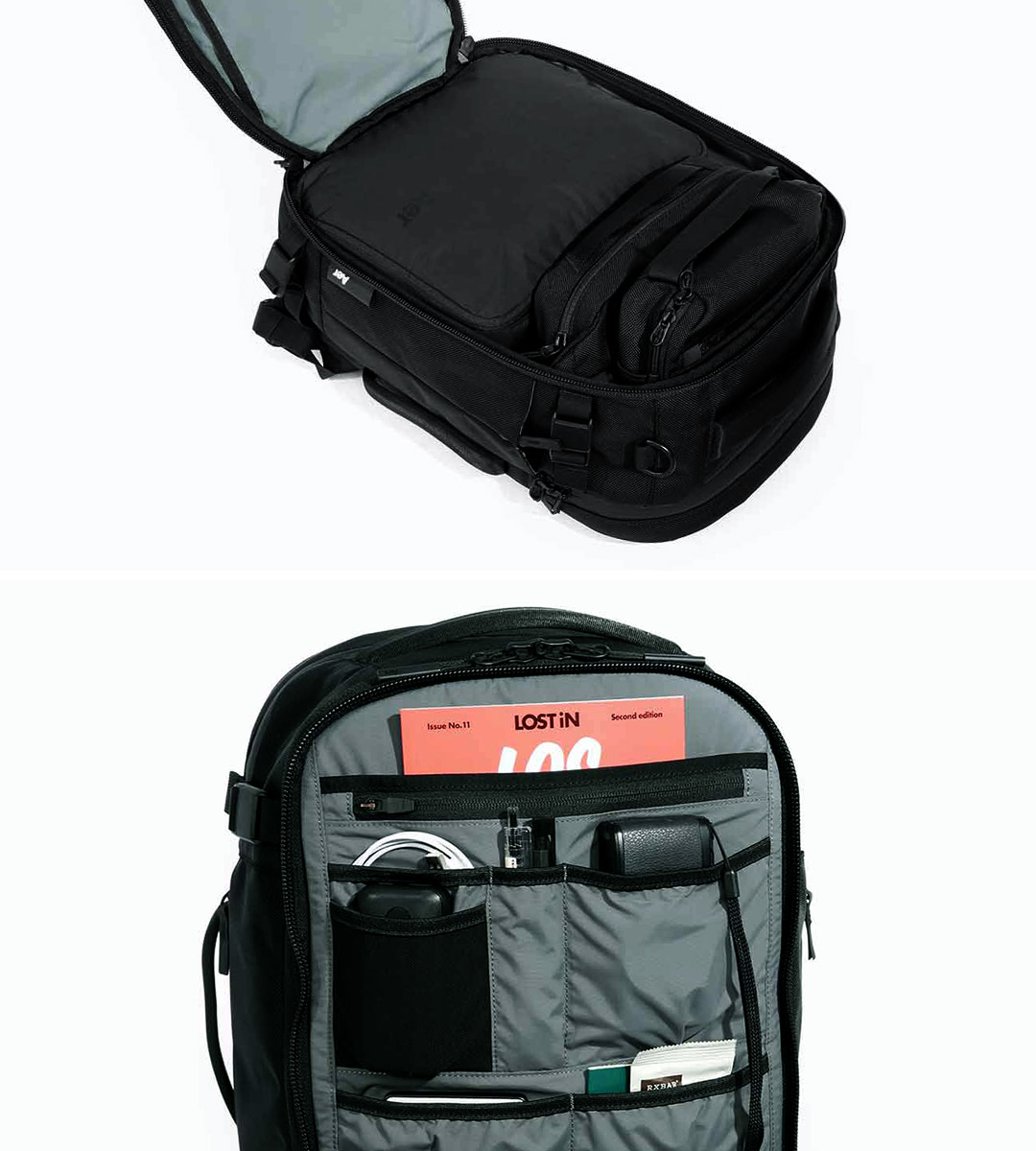 AER(エアー) トラベルパック 2 スモール / バックパック / 旅行バッグ / メンズ / TRAVEL COLLECTION / TRAVEL PACK 2 SMALL