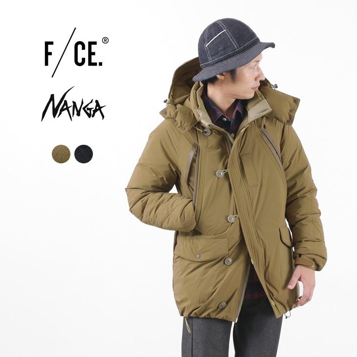 【20%OFF】F/CE. × NANGA(エフシーイー × ナンガ) N3-B タイプA ダウンジャケット / メンズ / 日本製 / FT N3B TYPE A JK【セール】