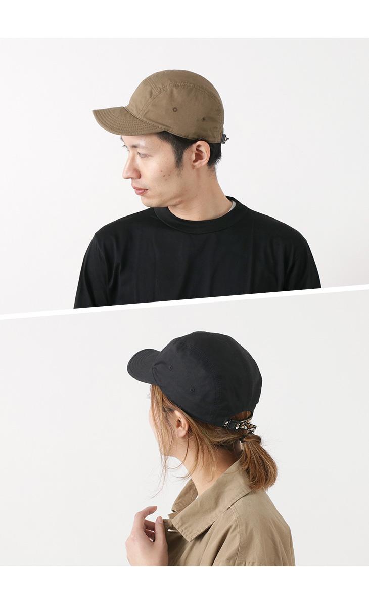 HIGHER(ハイヤー) 別注 ベンタイル ジェットキャップ / ギャバ / 帽子 / メンズ / レディース / 日本製