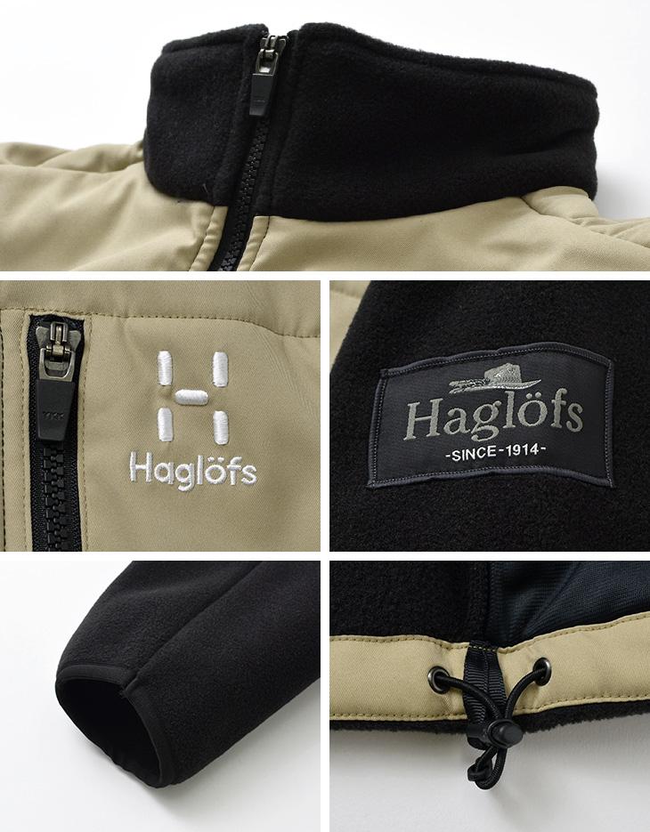HAGLOFS(ホグロフス)コンビネーション フリースジャケット / メンズ / アウトドア / COMBINATION FLEECE JK