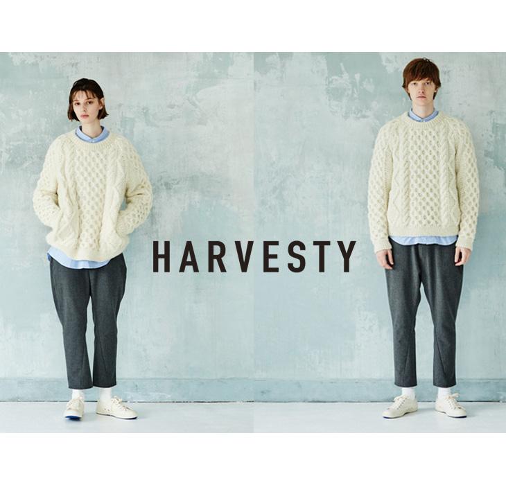 HARVESTY(ハーベスティ) エッグジョッパーズ / ストレッチ デニム / メンズ レディース / 日本製 / イージーパンツ / A12001 / EGG JODHPURS PANTS