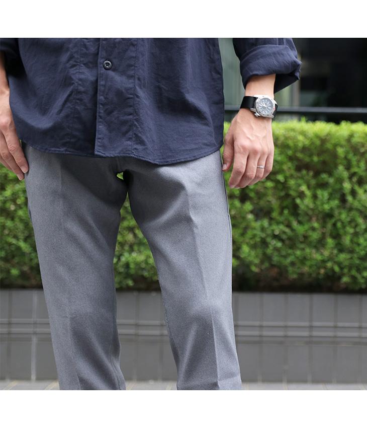 【期間限定!クーポンで10%OFF】JAPAN BLUE JEANS(ジャパンブルージーンズ) RJB1030 別注 センタークリース ドレスジーンズ / パーマネントプレス / セミワイドテーパード / SOLOTEX ソロテックス / メンズ / パンツ / 日本製