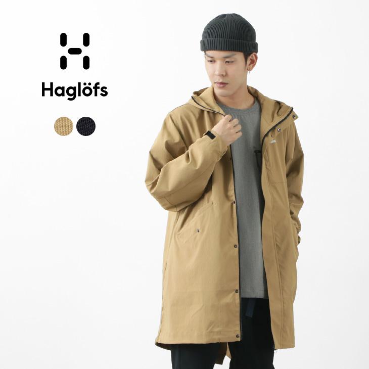 HAGLOFS(ホグロフス) ストレッチ キャンバスコート / メンズ / 撥水 / ストレッチ / アウトドア / 日本限定発売 / 130503 / STRETCH CANVAS COAT