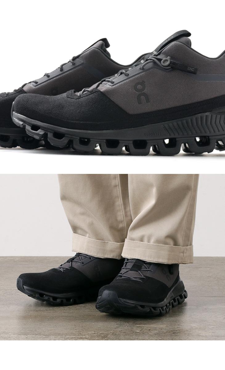 ON(オン) クラウド ハイ / メンズ / スニーカー / ランニングシューズ / 靴 / 軽量 / Cloud Hi