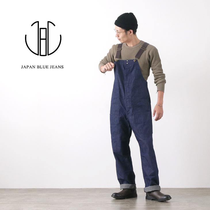 JAPAN BLUE JEANS(ジャパンブルージーンズ) デニム オーバーオール / メンズ / 10oz / 日本製 / DENIM OVERALL
