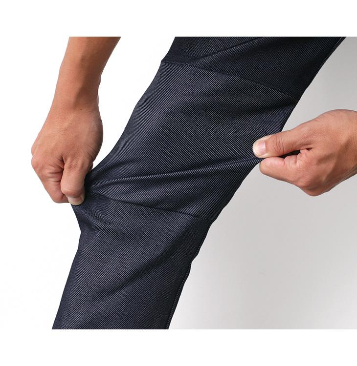 【期間限定!クーポンで10%OFF】SUNNY SPORTS × RAG(サニースポーツ × ラグ) トレイル 3D パンツ / 10oz ネクスト ストレッチ デニム / イージーパンツ / 日本製 / メンズ / TRAIL 3D PANTS
