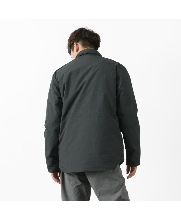 NANGA(ナンガ) 別注タキビ ダウンシャツジャケット / 760FP / TAKIBI(焚火・タキビ)生地 / メンズ / アウター / アウトドア / 日本製 / TAKIBI DOWN SHIRTS / 760FP