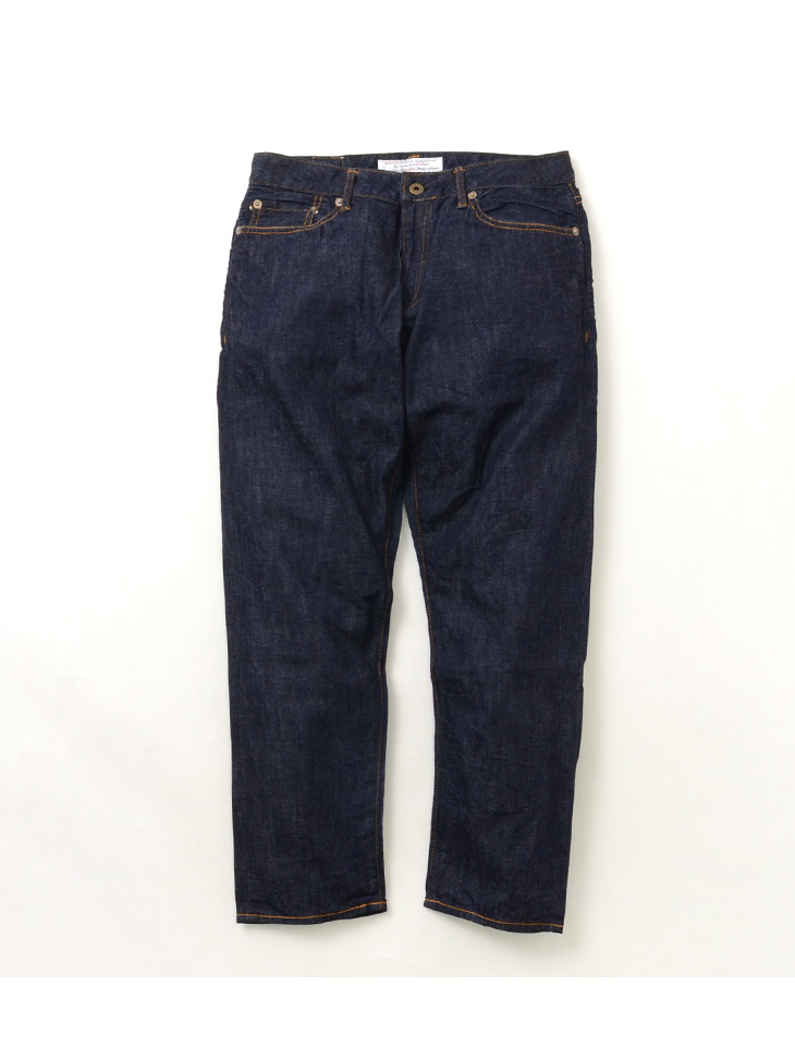 JAPAN BLUE JEANS(ジャパンブルージーンズ) 別注 8oz 5P サマーデニム セミワイド テーパードパンツ / セルヴィッチ / メンズ / 岡山 日本製 / RJB1010 / 8oz 5P SUMMER DENIM SEMI-WIDE TEPARED PANTS