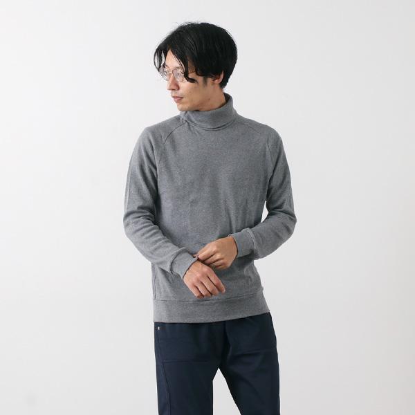 RE MADE IN TOKYO JAPAN(アールイー)パーフェクトインナー タートルネック / インナー / 長袖 / メンズ / 日本製 / PERFECT INNER TURTLENECK