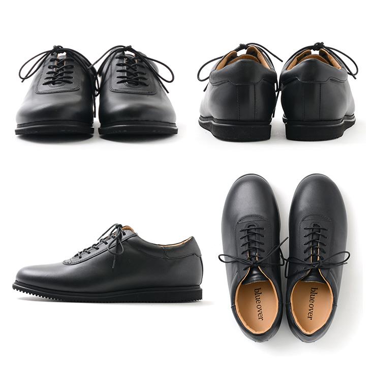 BLUEOVER (ブルーオーバー) レザースニーカー / マルコ MARCO / 革靴 / 日本製