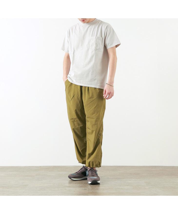 MOUNTAIN EQUIPMENT(マウンテンイクィップメント) パッカリング パンツ / メンズ / イージーパンツ / ナイロン / 薄手 軽量 / アウトドア レジャー / パッカブル / 425460 / PUCKERING PANTS