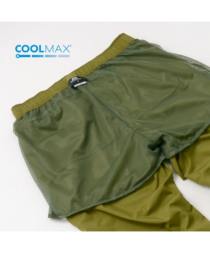 MOUNTAIN EQUIPMENT(マウンテンイクイップメント) パッカリング パンツ / メンズ / イージーパンツ / ナイロン / 薄手 軽量 / アウトドア レジャー / パッカブル / 425460 / PUCKERING PANTS
