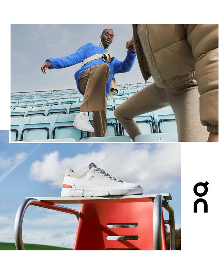 【期間限定!クーポンで10%OFF】ON(オン) ザ ロジャー アドバンテージ / メンズ / スニーカー / シューズ 靴 / フットウェア / 軽量 / THE ROGER ADVANTAGE