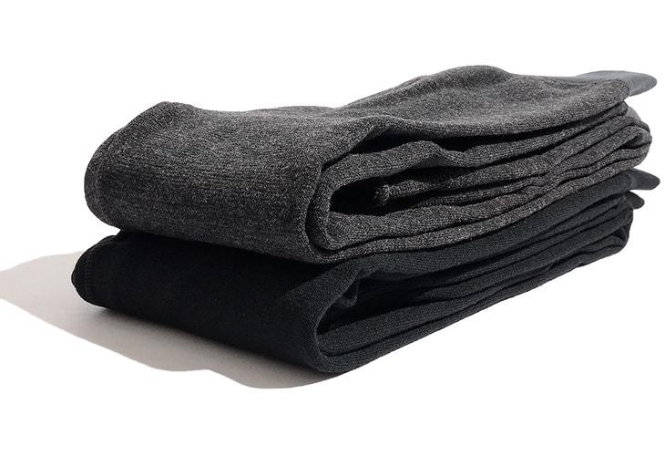 【期間限定!クーポンで10%OFF】LOCALINA MERIYASU(ロカリナメリヤス) ロングジョン パンツ / ボトムス / あったか インナー 厚手 裏起毛 / 肌着 ももひき パッチ / メンズ / 日本製