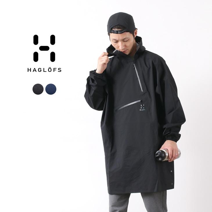 【20%OFF】HAGLOFS(ホグロフス) ラパック ポンチョ / メンズ / レインコート / アウトドア / RAPAK PONCHO【セール】