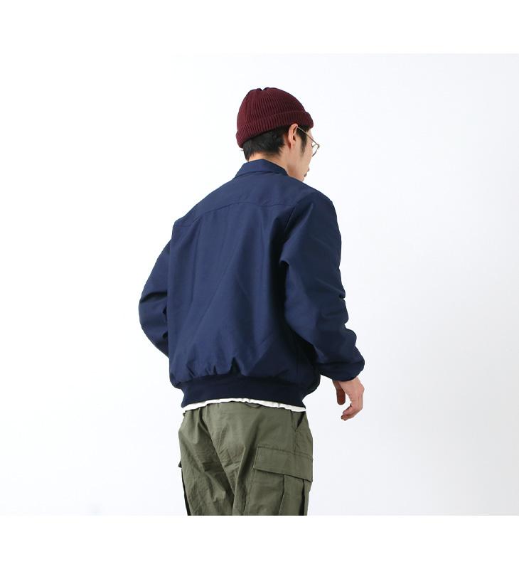 PENNY FARTHING(ペニーファージング) クラシック ハリントンジャケット / メンズ / ブルゾン / コットン / ユニセックス / イギリス製 / CLASSIC HARRINGTON JACKET