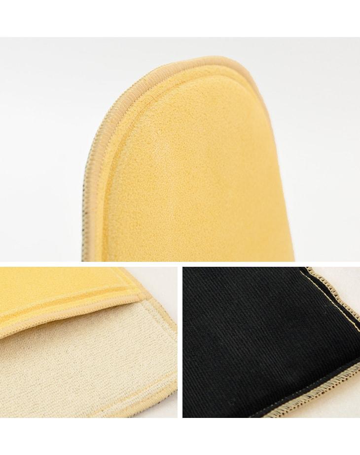 【期間限定!クーポンで10%OFF】COLUMBUS(コロンブス) HGグローブシャイン / セーム革 / 靴磨きクロス / 日本製 / 最高級