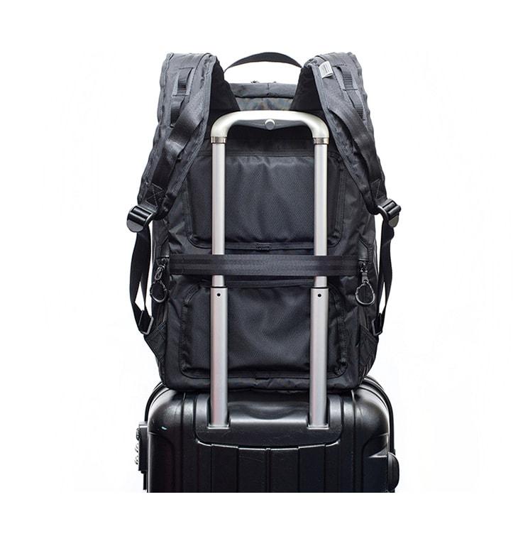 【期間限定!クーポンで10%OFF】BERUF(ベルーフ) アーバンエクスプローラー 20 バックパック / デイパック / リュック / 防水 / メンズ レディース / GEARED by beruf baggage / URBAN EXPLORER 20 / brf-GR05-DR