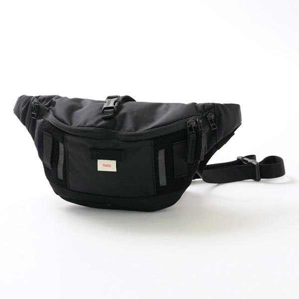 NUNC(ヌンク) コロニー ボディバッグ / ウエストバッグ / ショルダーバッグ / 軽量 / Crony Waist Bag