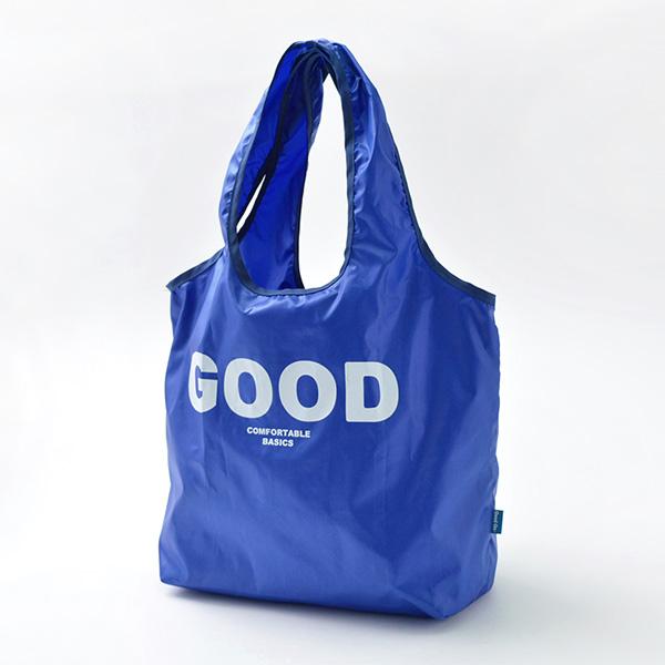 GOOD ON(グッドオン) GOGD2103 GOOD ON エコトート / エコバッグ / トートバッグ / 折り畳み / スーパー / コンビニ / メンズ レディース / 日本製