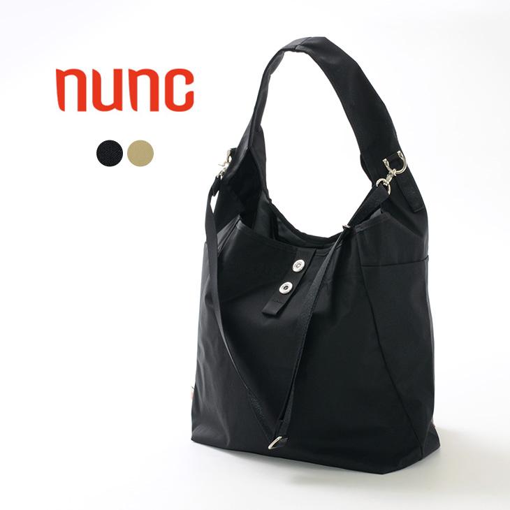 【期間限定!クーポンで10%OFF】NUNC(ヌンク) スーパーマーケット トートバッグ / 2WAY / ショルダーバッグ / 軽量 / Supermarket