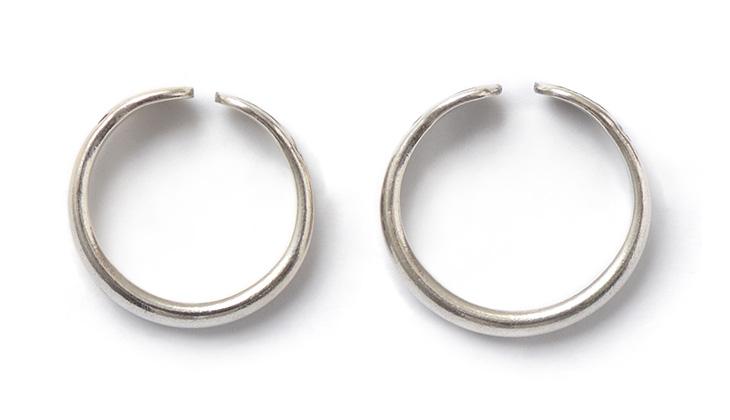 カレンシルバー リング 6アイズ / 指輪 / シルバー / レディース / メンズ / ペア可 / phaduA(パ・ドゥア)