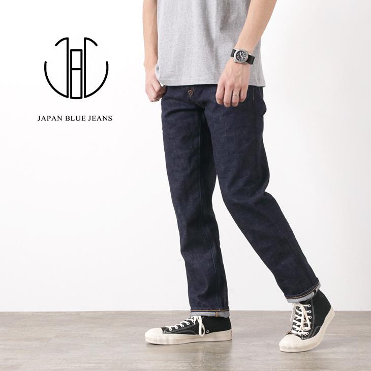 JAPAN BLUE JEANS(ジャパンブルージーンズ) J301 サークル 14.8オンス ストレート ジーンズ / メンズ / デニム パンツ / ストレート / 岡山 日本製 / CIRCLE 14.8oz STRAIGHT