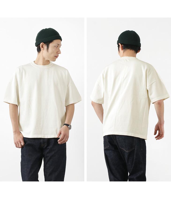 SOGLIA(ソリア) GT2 マックスウエイト ショートスリーブ Tシャツ / 厚手 Tシャツ / ヘビーウエイト / メンズ / 日本製 / GT2 MAX-WAIT SHORT SLEEVE T-SHIRT