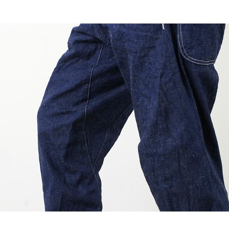 CAL O LINE(キャルオーライン) バレル ペインターパンツ (コンフォート) / デニム / ワイド / メンズ / 日本製 / BARREL PAINTER PANTS / CL172-091