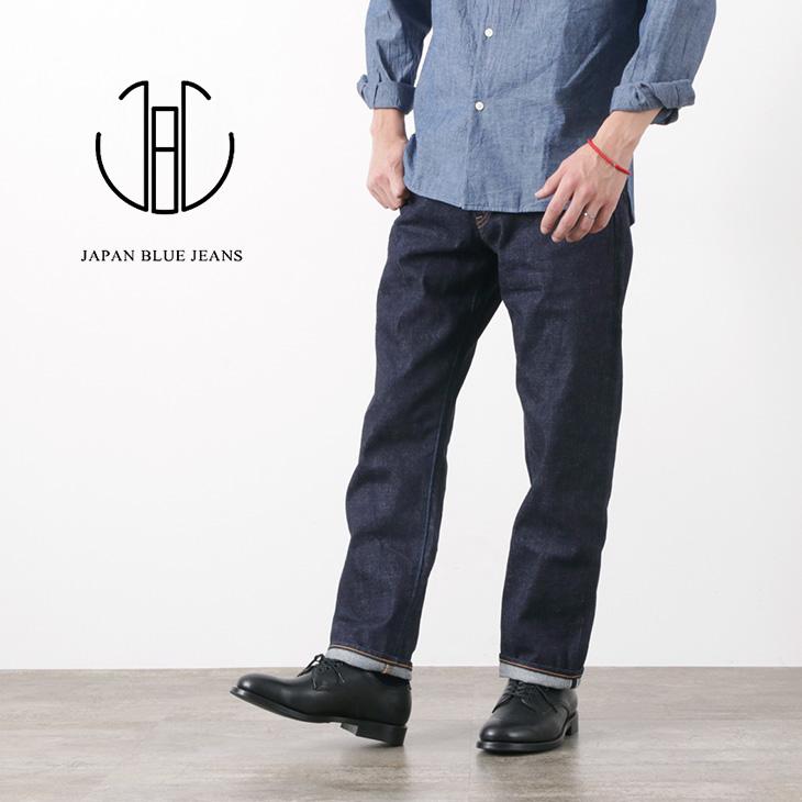 JAPAN BLUE JEANS(ジャパンブルージーンズ) J401 サークル 14.8オンス クラシック ストレート ジーンズ / メンズ / デニム パンツ / 岡山 日本製 / CIRCLE 14.8oz CLASSIC STRAIGHT