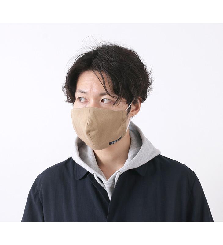 TIEASY(ティージー) 日本製 サマーニット ダブルフェイス マスク 大人用 / メンズ レディース / 洗えるマスク / コットン / SUMMER KNIT DOUBLE FACE MASK