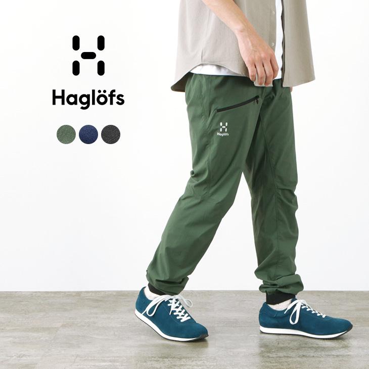 【期間限定!クーポンで10%OFF】HAGLOFS(ホグロフス) L.I.M ヒューズパンツ メンズ / トレッキングパンツ / レインパンツ / 薄手 軽量 / アウトドア / 604496 / L.I.M FUSE PANT MEN