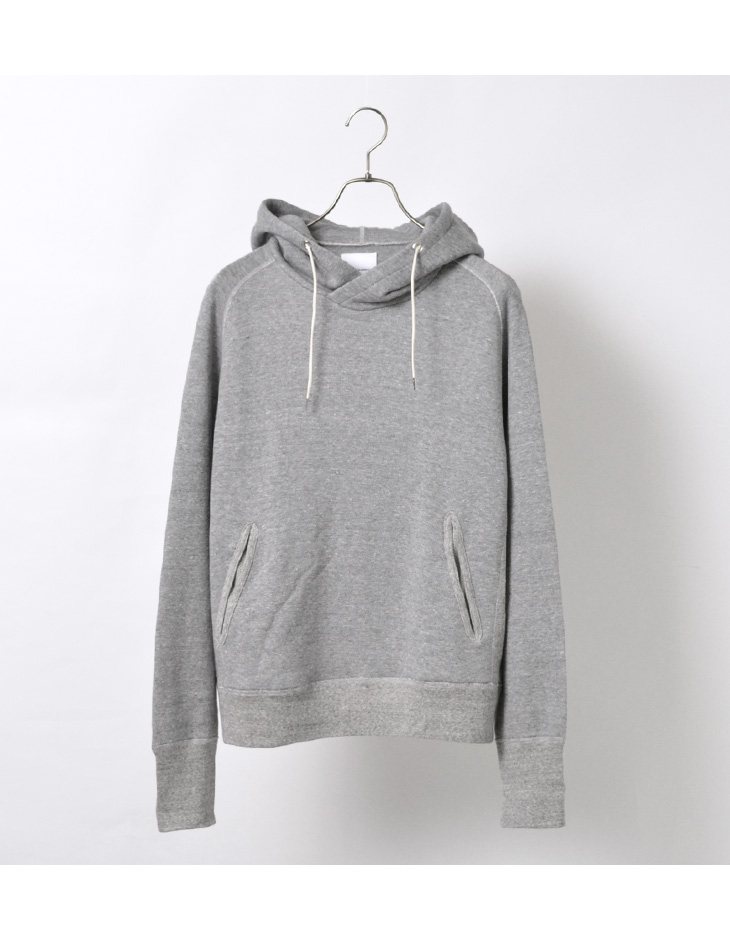 RE MADE IN TOKYO JAPAN(アールイー) クラシックスウェット プルオーバーパーカー / メンズ / 日本製 / CLASSIC SWEAT PULL OVER PARKA
