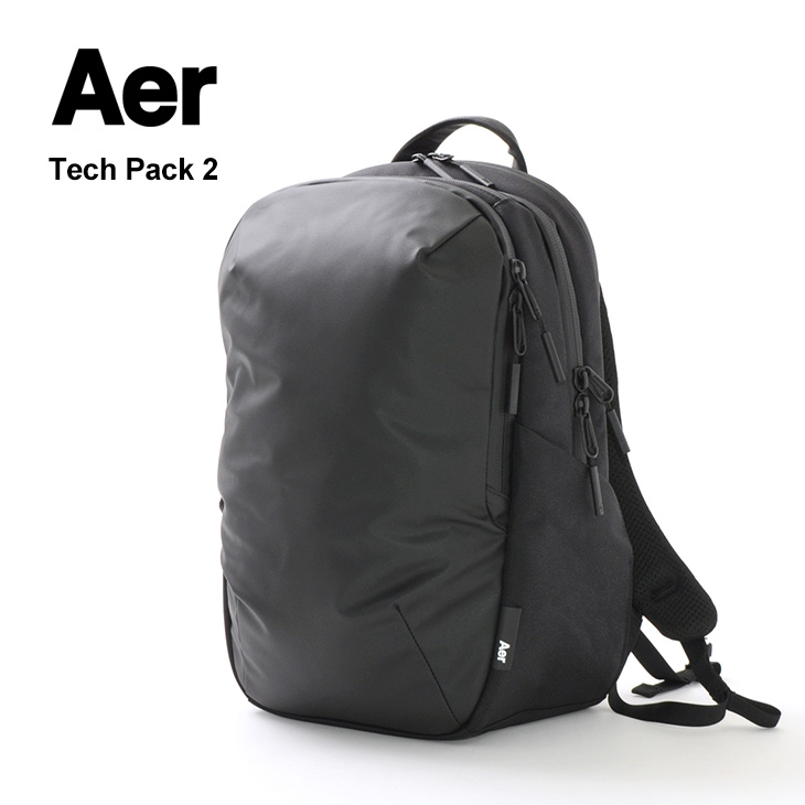 【期間限定!クーポンで10%OFF】AER(エアー) テックパック2 / バックパック / ビジネス 仕事 出張 / メンズ / WORK COLLECTION / TECH PACK 2