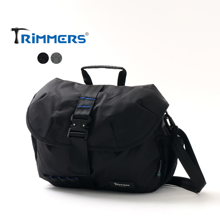 TRIMMERS U.S.A(トリマーズ ユーエスエー)ドライブスケーパー ショルダーバッグ / メンズ / 2WAY / 撥水 / Drivescaper