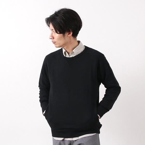 RE MADE IN TOKYO JAPAN(アールイー) クラシックスウェット クルーネック プルオーバー / メンズ / 日本製 / CLASSIC SWEAT PULL OVER