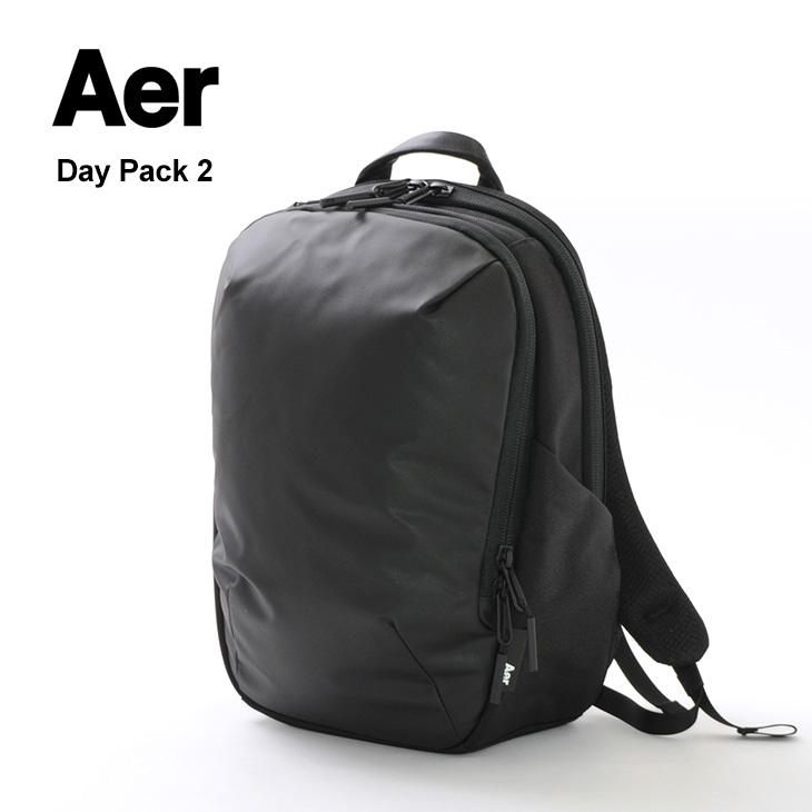 【期間限定!クーポンで10%OFF】AER(エアー) デイパック 2 / バックパック / ビジネス 仕事 出張 / メンズ / WORK COLLECTION / DAY PACK 2