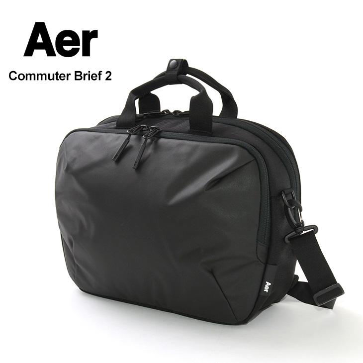 【期間限定!クーポンで10%OFF】AER(エアー) コミューターブリーフ 2 / ブリーフケース / ショルダーバッグ / トートバッグ / メンズ / WORK COLLECTION / COMMUTER BRIEF 2