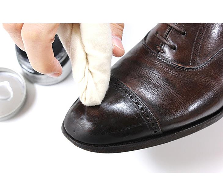 【期間限定!クーポンで10%OFF】BOOT BLACK SILVER LINE(ブートブラックシルバーライン) ラピッドハイシャイン / 鏡面仕上げ / シュークリーム / 靴クリーム / ツヤ出し / COLUMBUS(コロンブス)