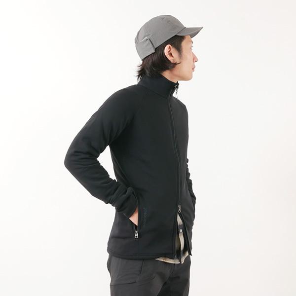 HOUDINI (フディーニ/フーディニ) メンズ パワージャケット / アウトドア / フリースジャケット / 裏起毛 あったか ストレッチ / MS POWER JACKET