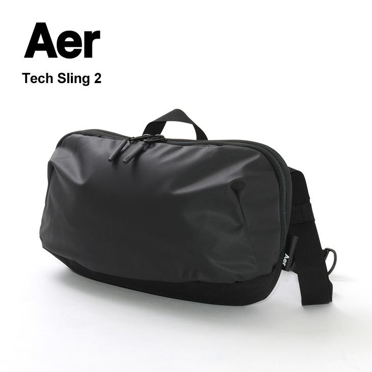 【期間限定!クーポンで10%OFF】AER(エアー) テックスリング 2 / ショルダーバッグ / ビジネス 仕事 出張 / メンズ / WORK COLLECTION / TECH SLING 2
