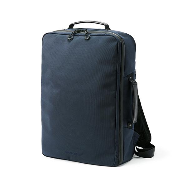 BERUF(ベルーフ) アーバンコミューター 2ウェイ バックパック / 豊岡鞄 / デイパック / リュック / ビジネス / 防水 / メンズ / GEARED by beruf baggage / URBAN COMMUTER 2WAY BACKPACK