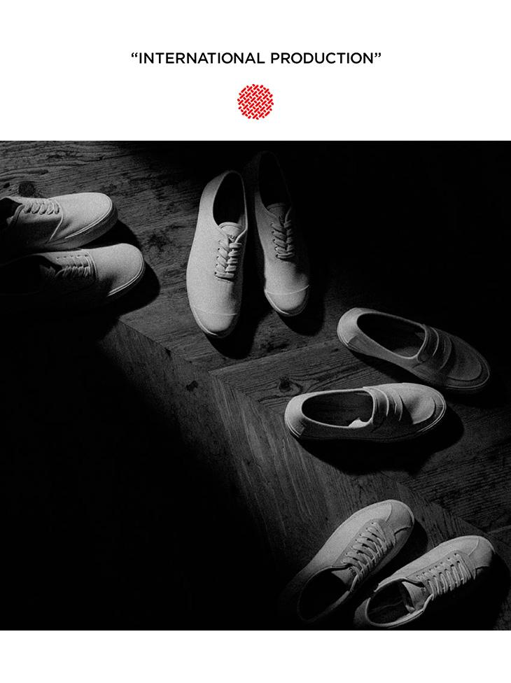 【30%OFF】PRAS(プラス) グリッド デッキ / メンズ / レディース / ユニセックス / スニーカー / 児島 帆布 / PRAS-GR01 /GRID DECK【セール】