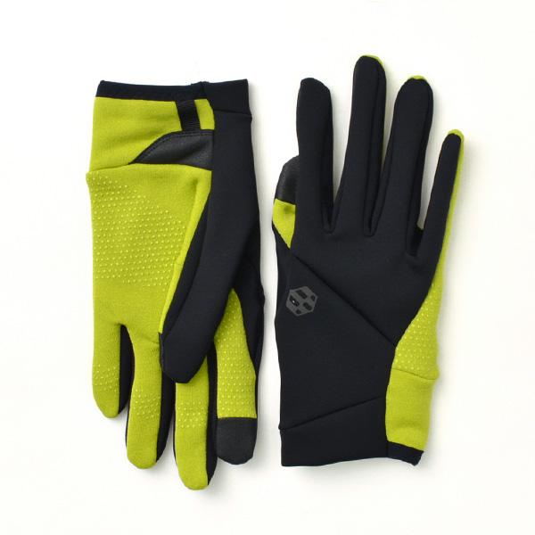 【期間限定!クーポンで10%OFF】HANDSON GRIP(ハンズオングリップ) バウンス 手袋 / 防風 防水 / フリース / スマホ対応 / メンズ / 日本製 / BOUNCE